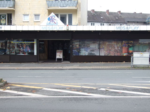 Megaplay Spielhalle