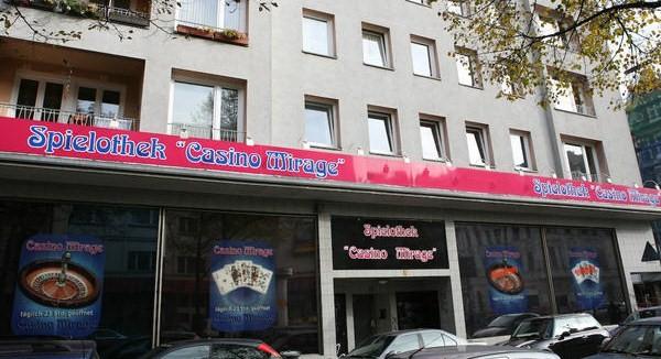 Spielothek Casino Mirage