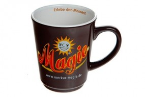 Kaffeebecher Magie