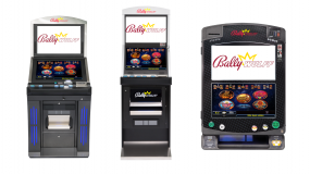Spielautomat Umrüstung TR5 V2 Bally Wulff