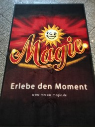 Spielautomat Teppich - Merkur Magie