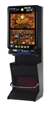 Spielautomat Merkur Multi Slimline 22 Zoll 2020 HD V2