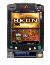 AS NEON | Red Hot Firepot Max | Single Jackpot
