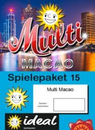 Spielpaket Multi Macao