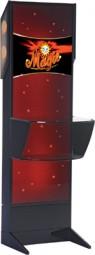 Spielautomat Merkur Ideal VISLT Ablageelement