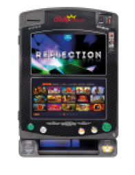 Spielautomat Umbau in Game Station HD Reflection