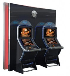 Spielautomat Win Center Merkur Ideal
