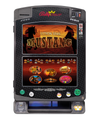 Spielautomat Action Star 3 in 1 - Mustang - Samba - Sunset