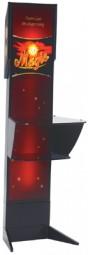 Spielautomat Merkur Ideal VISLT Ablageelement 30°
