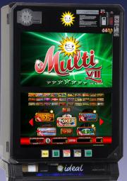 Spielautomat Merkur Magie 2019