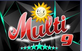 Spielautomat Spielpaket Multi 9
