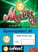 Spielpaket Multi VII De Luxe - Merkur Die Spielemacher