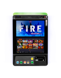 Spielautomat LUX Fire Reloaded | Single Jackpot