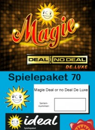Spielepaket Deal or no Deal