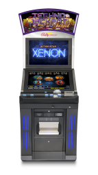 Action Star Xenon Single Jackpot