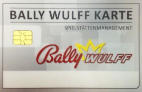 Jugendschutzkarte für Bally Wulff Geldspielgeräte