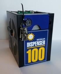 Spielautomat Merkur Dispenser 100 Speicher gebraucht
