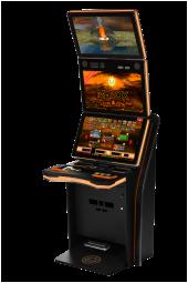 Spielautomat Merkur M-Box Trio Bank Safe V2