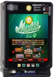 Spielautomat Umbau in Multi Multi V für alle Super Multi I bis Gastro