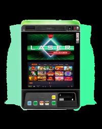 Spielautomat LUX Laser Reloaded