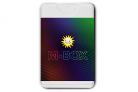 Handdesinfektionsspray M-Box