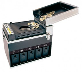 Spielautomat Münzzählmaschine ECC 04