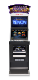 Spielautomat Action Star Xenon Single Jackpot