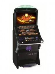 Spielautomat Merkur Vision Slant Top HD SL Magie 2020 V2