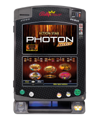 Spielautomat Action Star Photon Select | Single-Jackpot