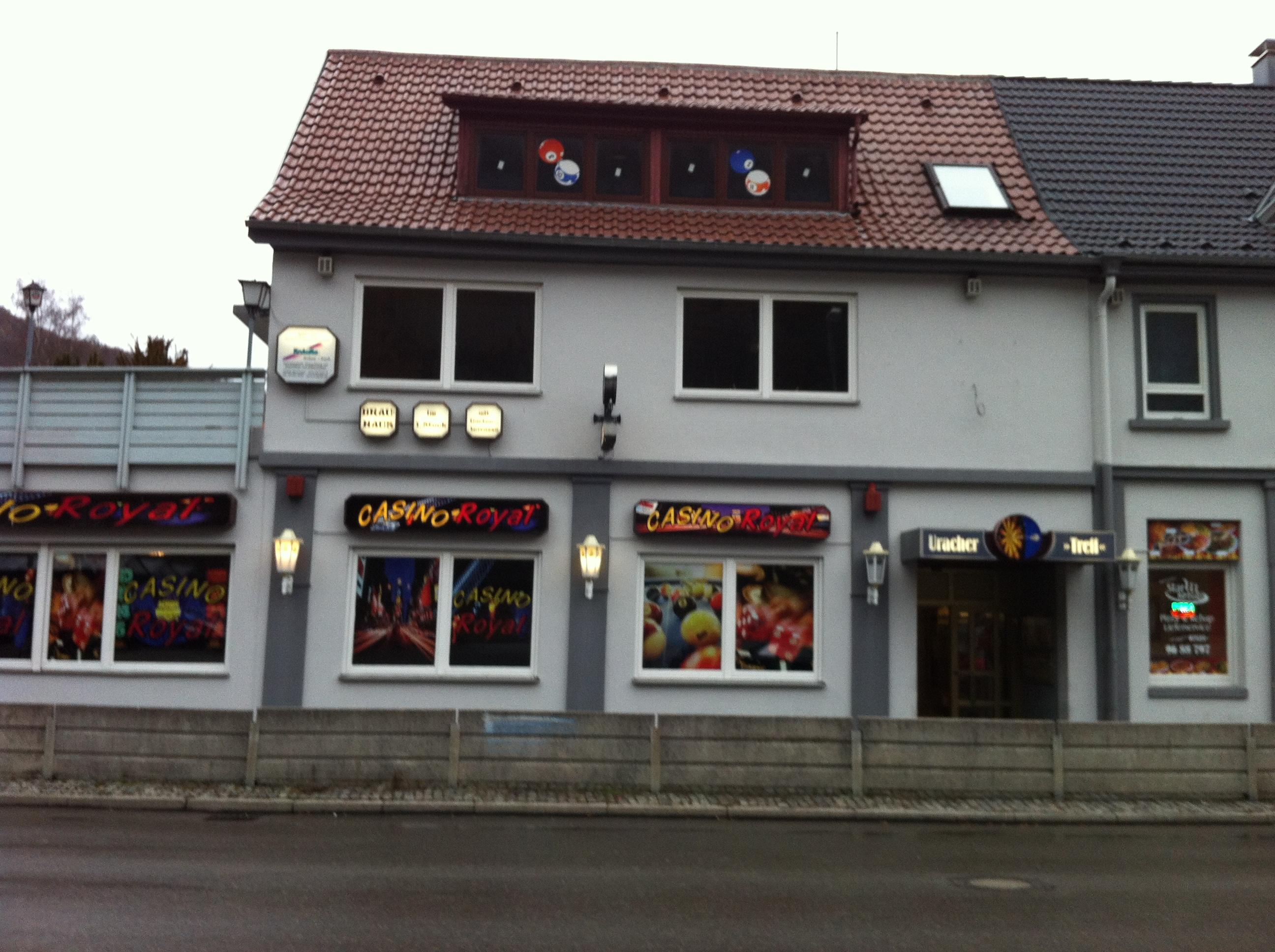 Db Casino Wurzburg