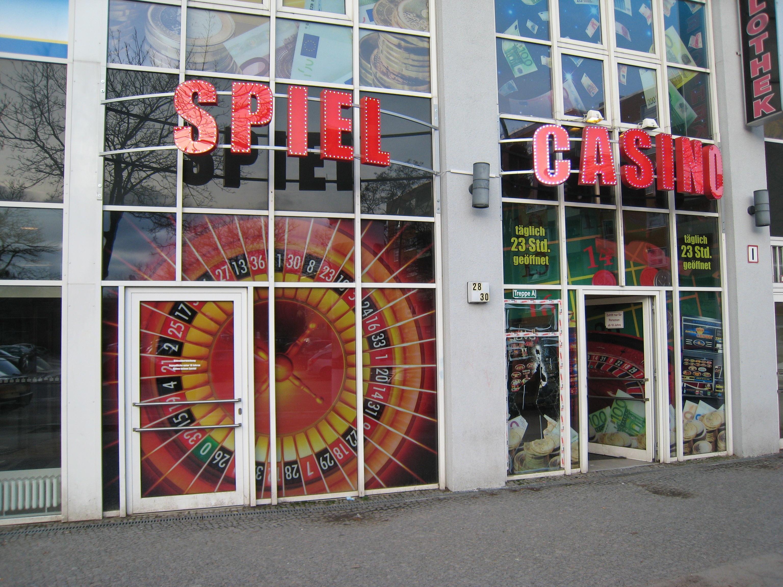 Beste Spielothek in Berlin-Treptow finden