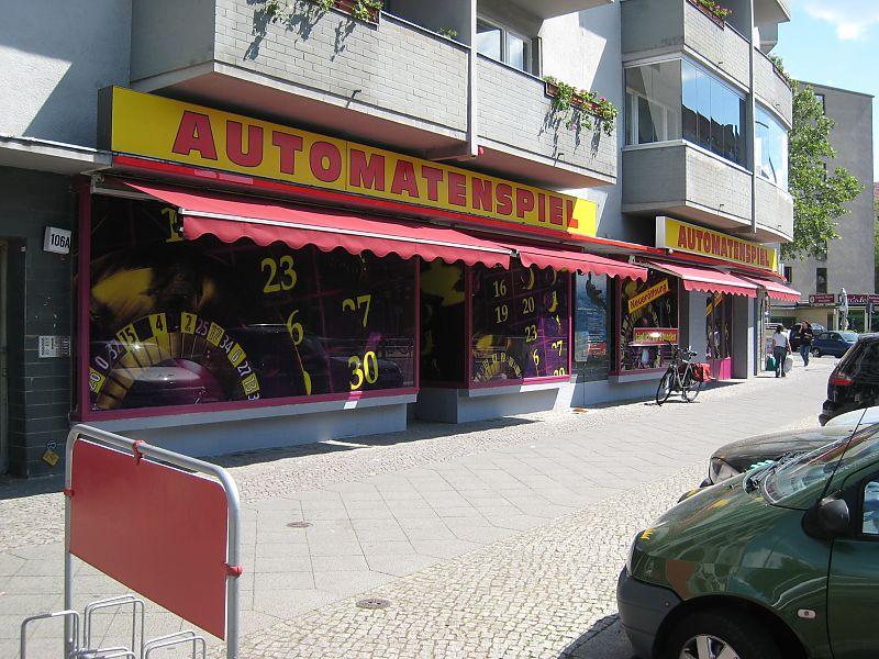 Beste Spielothek in Wilmersdorf finden