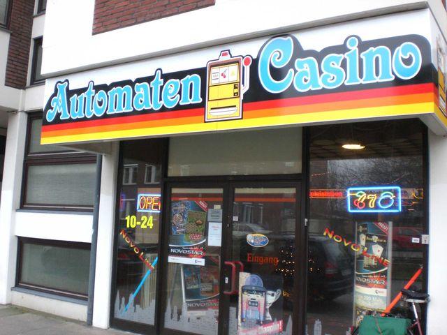 Automaten Casino