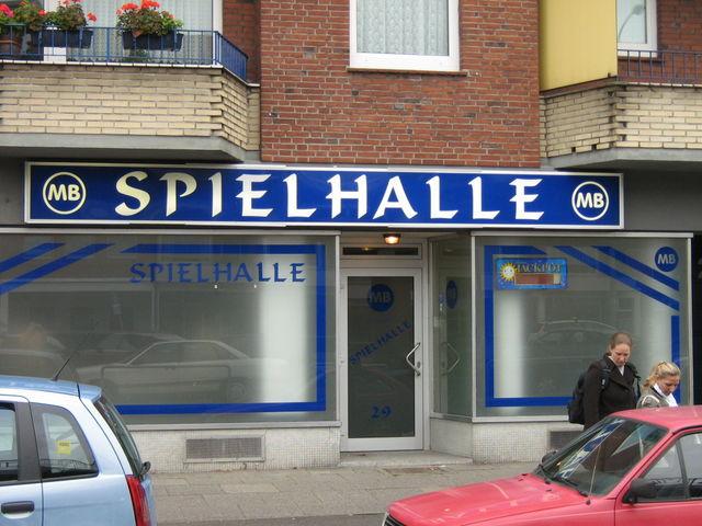 Spielhalle Hamburg öffnungszeiten