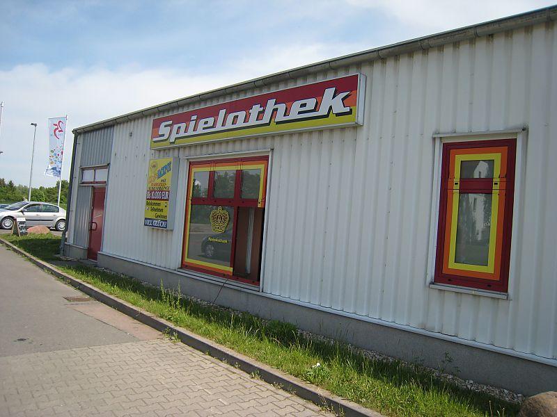 Beste Spielothek in Merseburg finden
