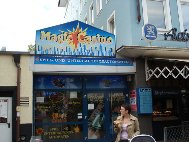 magic casino münchen