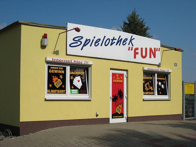 Spielhalle Leipzig