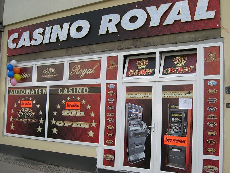 spielothek casino royal