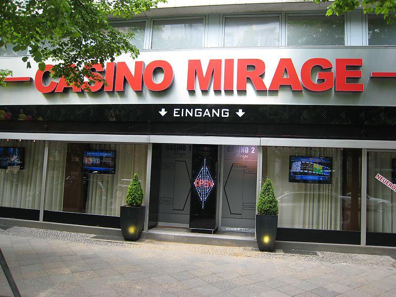 casino mirage berlin