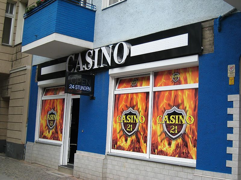casino 21 berlin potsdamer str telefonnummer
