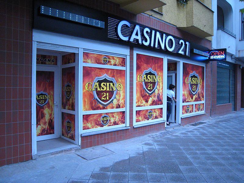 casino 21 hellersdorf