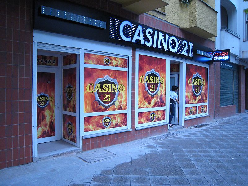 casino 21 berlin