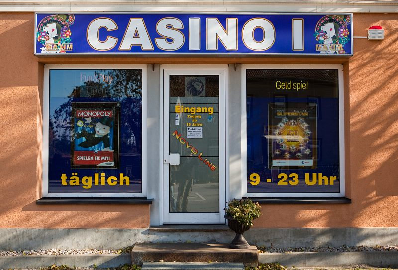 cash casino pirna