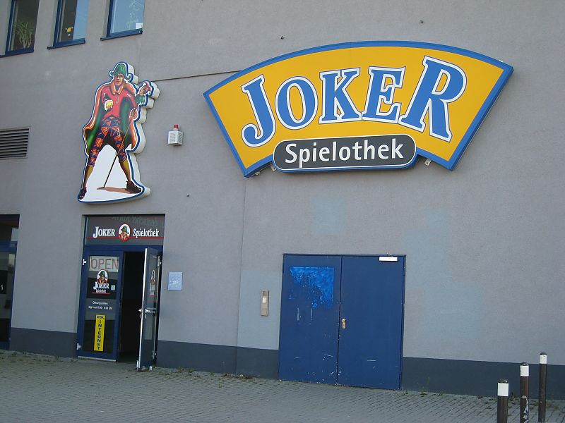 joker casino bernburg