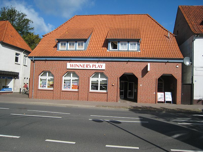 Spielhalle Merkur Wunstorf