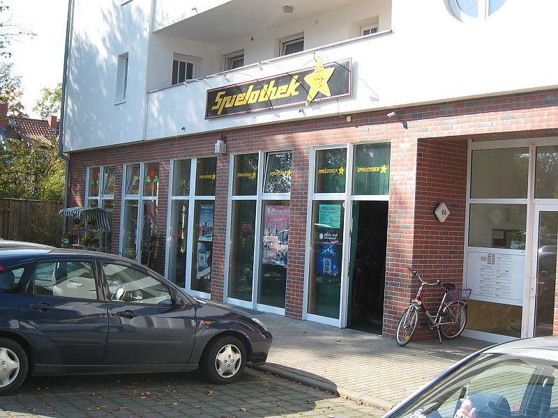 Beste Spielothek in Greifswald finden