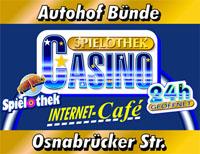 bünde autohof casino öffnungszeiten