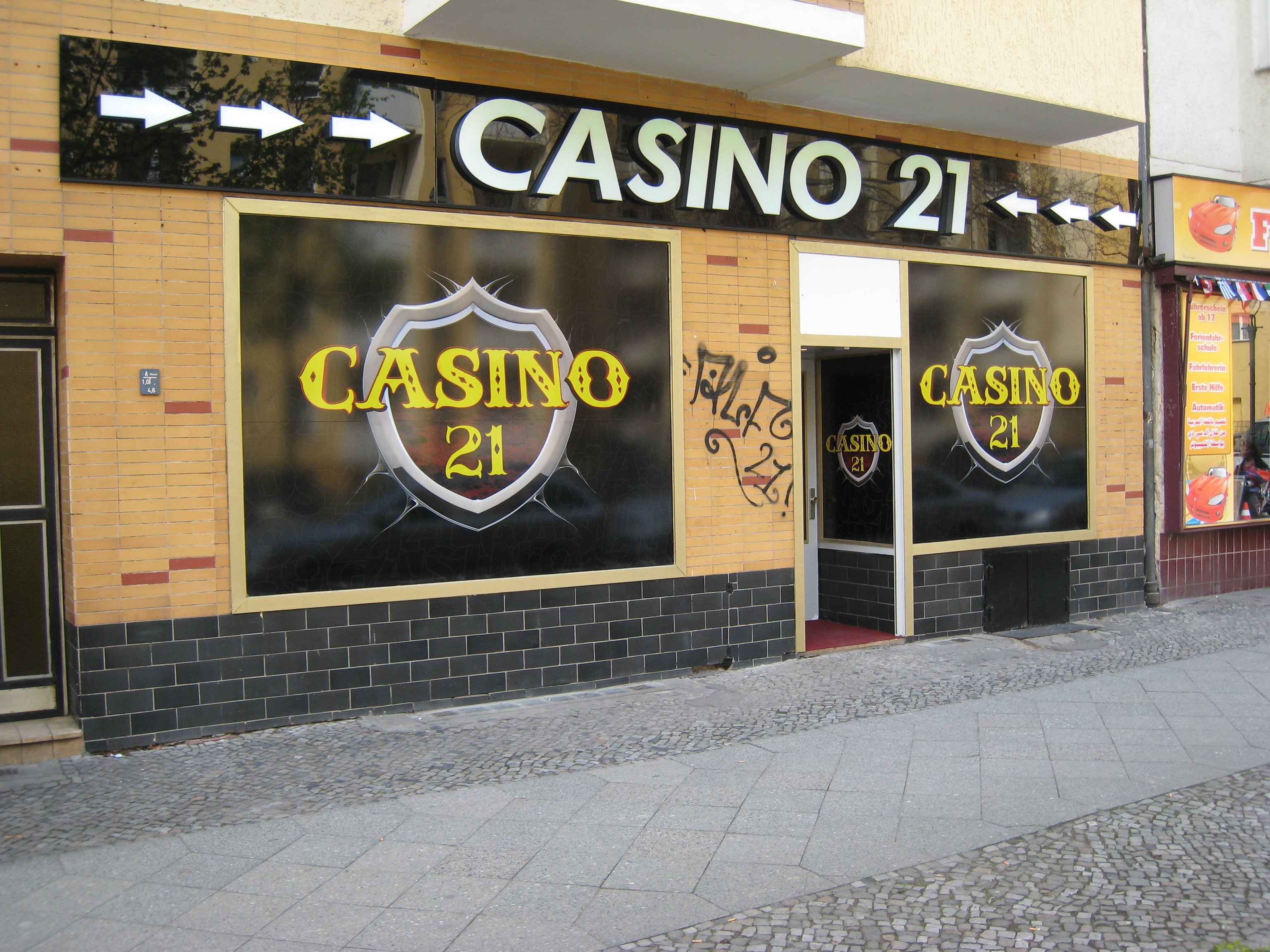 casino 21 berlin potsdamer str