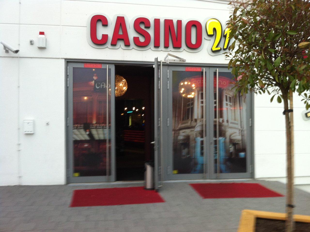 21 Casino 21€