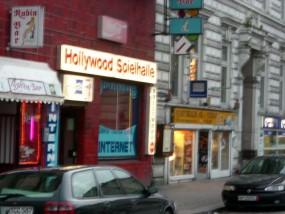 Hamburg Spielhalle